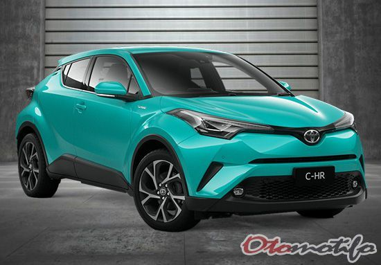Harga Toyota Chr 2020 Review Spesifikasi Gambar Otomotifo Toyota Mobil Indonesia