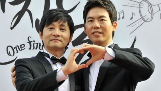 Văn hóa đụng chạm ở Hàn Quốc rất phổ biến