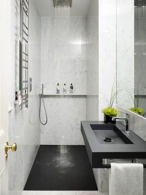 Small Ensuite Bathroom Design In 2020 Modern Small Bathrooms Ensuite Shower Room Small Bathroom