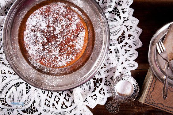 Rote-Beete-Kuchen Mit Ingwer