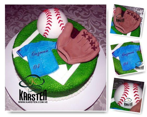 Torta de Béisbol
