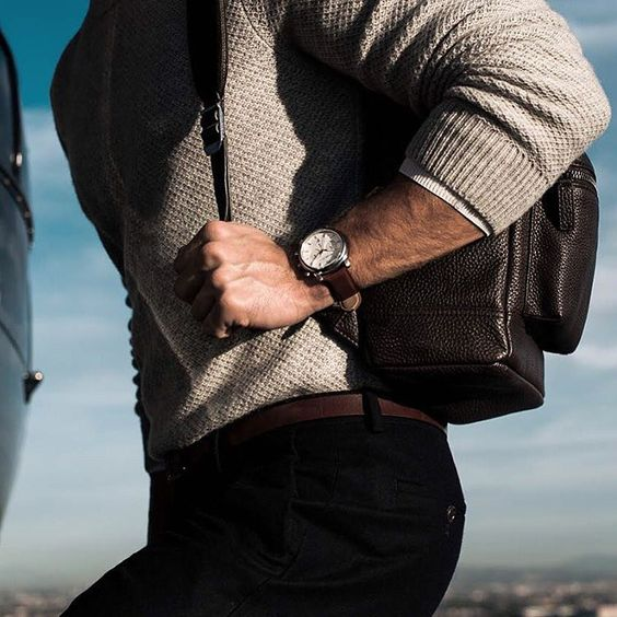 Right on time. #ToTheMan
