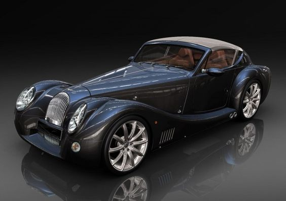 Morgan Announces Plans for High-Performance Electric Sports Car Prototype