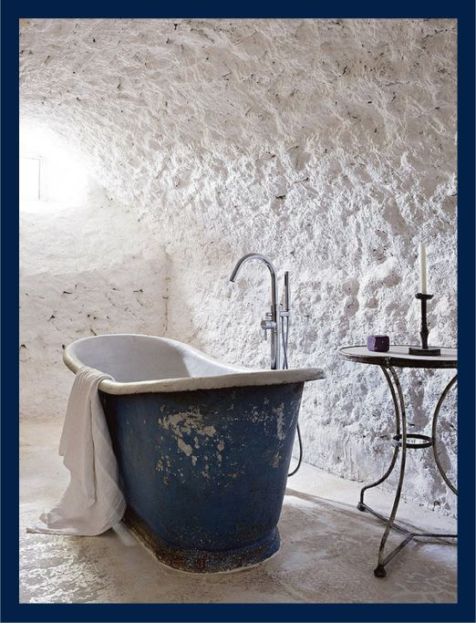 Vasche da bagno vintage blog dettagli home decor pinterest vintage - Vasche da bagno retro ...