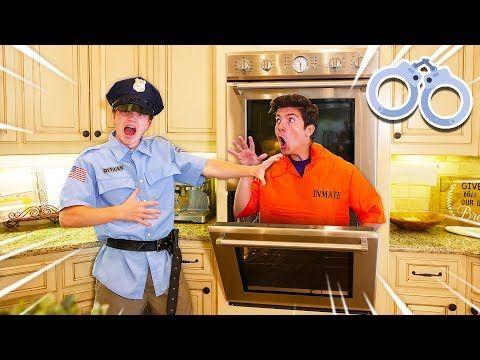 Roblox Prison Song Caught Escaping Prison Hide Seek In Preston S House Youtube Roblox Songs Preston Playz