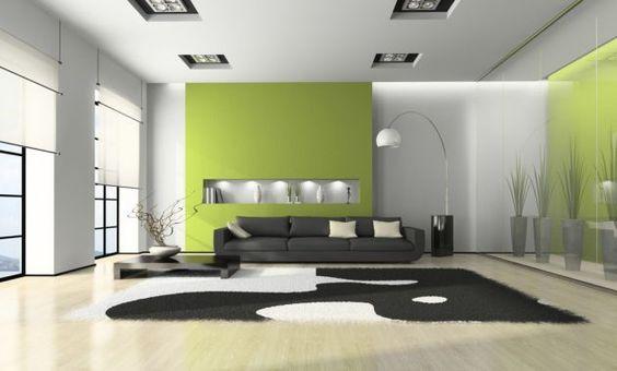 8 colores perfectos para pintar una única pared