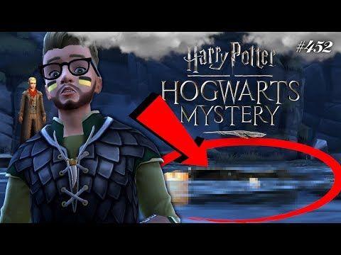 Ein Lebloser Schuler Im Schwarzen See Harry Potter Hogwarts Mystery 452 Youtube Hogwarts Mystery Harry Potter