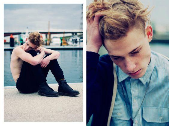 Joshua Maxwell de Hoog by Jordan Drysdale Photography.