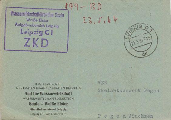 Leipzig Wasserwirtschaftdirektion Saale Weisse Elster