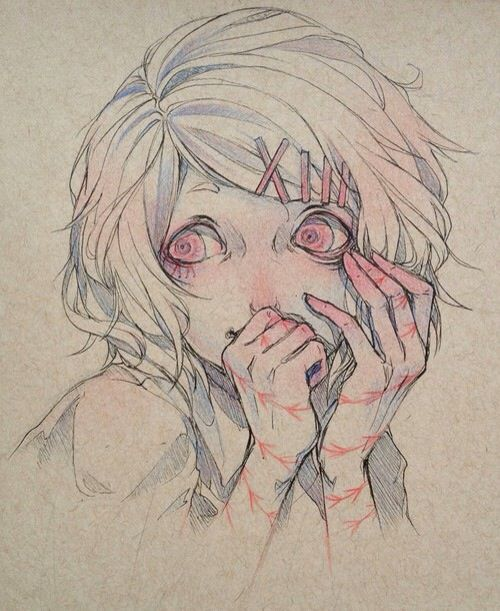Quinque Dibujo Tokyo ghoul, To...