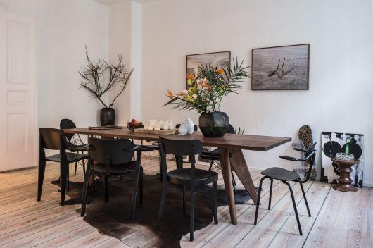 Sportieve en Scandinavische eyecatchers sieren dit Berlijnse appartement  - Roomed | roomed.nl