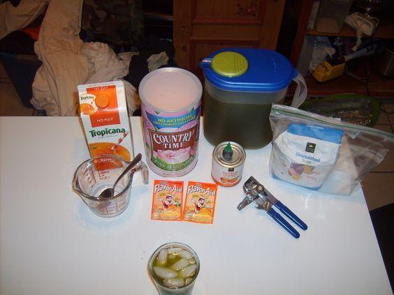 Make Your Own Homemade Ecto-Cooler!