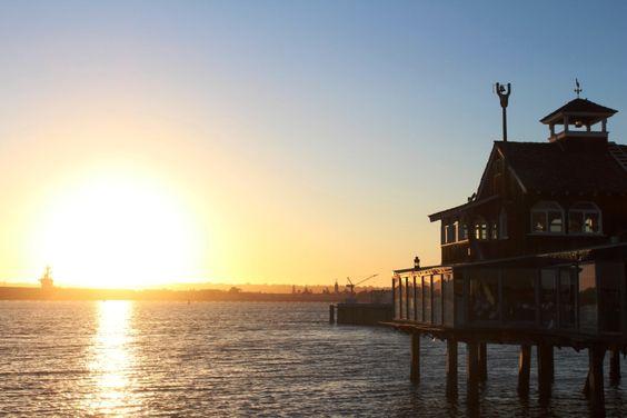 San Diego Pier Cafe