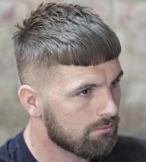 mullet haircut