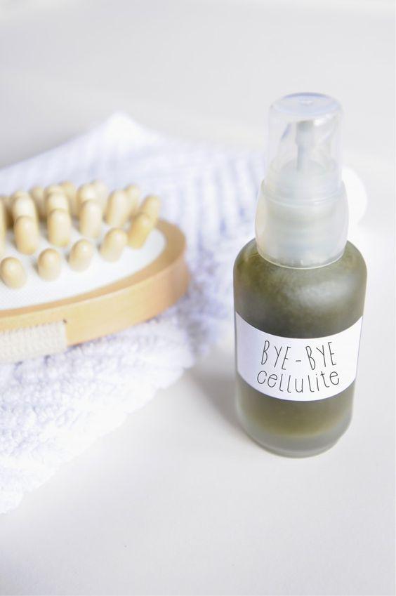 Huile de massage anti cellulite : HE de cèdre + HE d'hélichryse + HE de pamplemousse + HE d'eucalyptus citronné