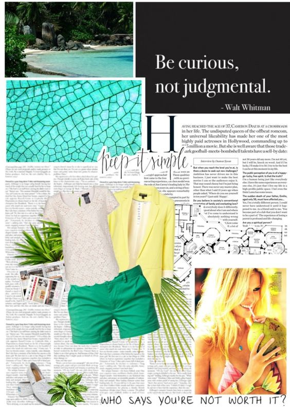 """beachy"" by rayrayswim22 on Polyvore"