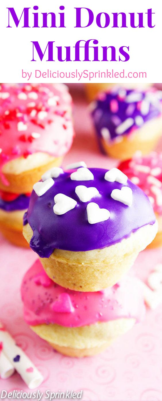 ... these ideas and more donut muffins mini donuts donuts muffins minis