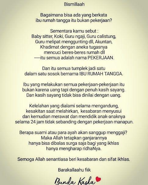 Pin Oleh Nury Di Quotes Puisi Curahan Hati Koki