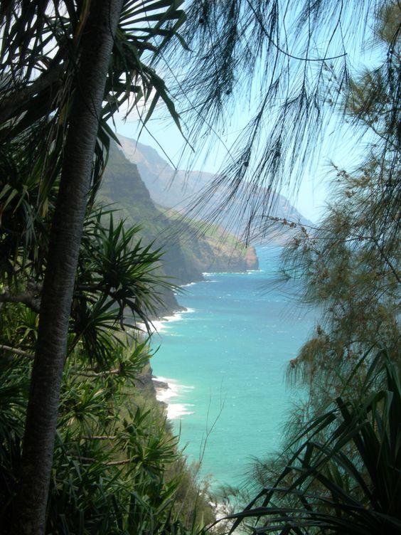 Napali Coast Kauai And Kauai Hawaii On Pinterest