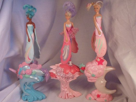 Who else remembers these? I had like 4 of them! lol I LOVED Sky Dancers!