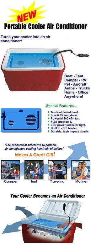 Portable Cooler Air Conditioner