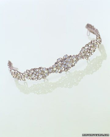 """Borrow accessories from family and friends instead of buying them; this can also provide your """"something borrowed."""""""