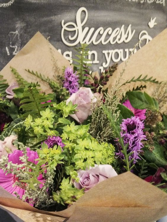www.facebook.com/fabulousflowers  #bouquet #flowers #florist