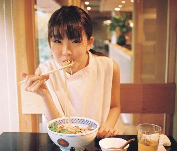 福田麻由子の食事
