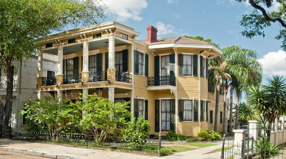 1865 Italianate - The HH Whitney House in New Orleans, Louisiana - OldHouses.com