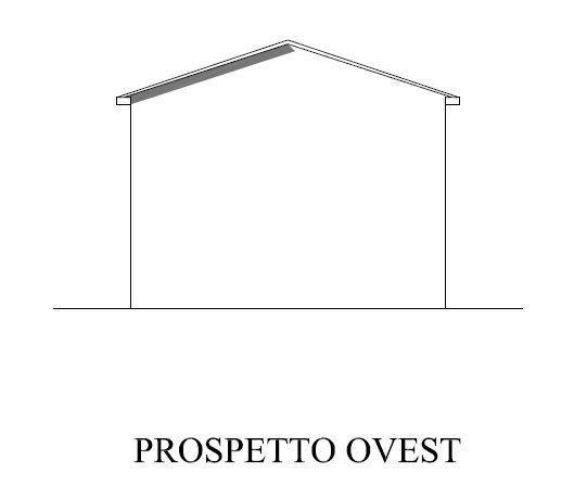 PROSPETTO OVEST DELLA VILLETTA