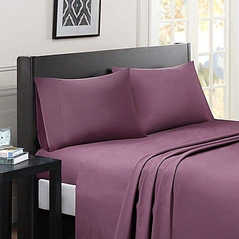 Wamsutta 400 Thread Count Soft And Smooth 3 Piece Twin Sh Https Www Amazon In Dp B07jcc6lm4 Ref Cm Sw R Pi Dp King Sheet Sets Solid Sheet Sets Sheet Sets