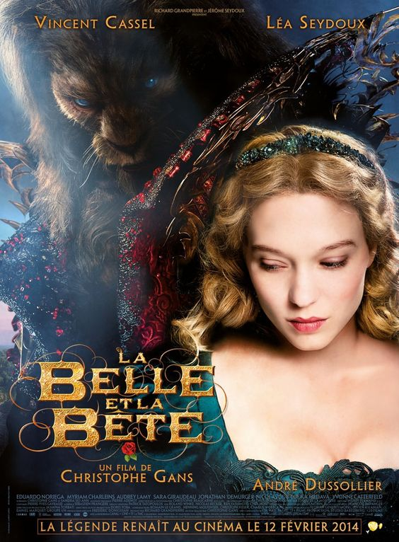 La Belle et la Bete 2014