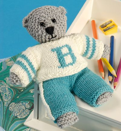 Knitted Teddy Bear Pattern For Charity : Knitting+Ideas ... squares charity knitting campaign charity knitting patte...