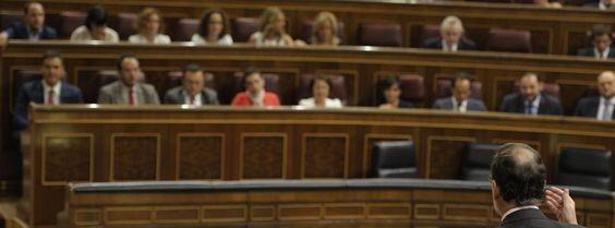 ¿Qué será lo siguiente?, se preguntaban en algunos momentos los diputados del PP atornillados a sus escaños. ¿Un diputado con rastas?