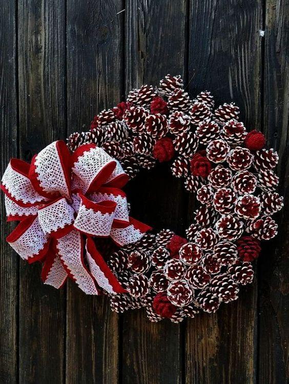 Christmas Wreaths Real Flowers Christmas Wreaths Canada