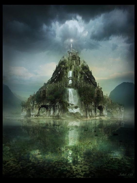 Avalon, uma lenda que está muito além das brumas do tempo... Mas como alcançá-la? Para aqueles que estão centrados na fé, basta apenas olhar dentro de si e buscá-la nos seus mais nobres sentimentos. O Templo de Avalon é o corpo que guarda a alma ancestral, o caminho que nos leva direto a misteriosa Ilha das Maçãs, ou seja, o caminho da verdade infinita que está dentro de cada ser