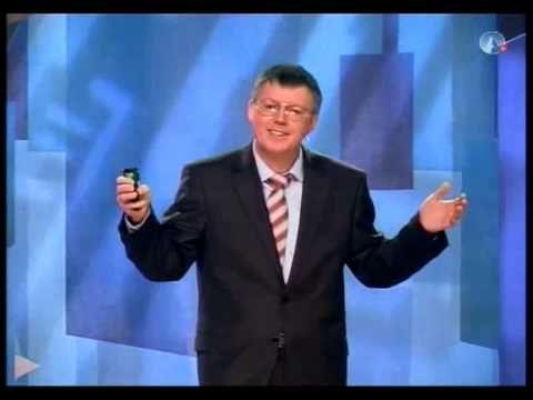 Benutzbare Raumenergie (Nullpunkt-Energie) - Prof. Dr. rer. nat. Turtur - AZK Vortrag 24.11.2012 - YouTube