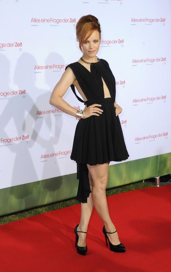 "Rachel McAdams at the ""About Time"" premiere in Munich"