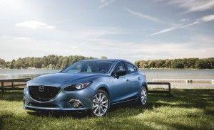 2015 Mazda 3 mpg
