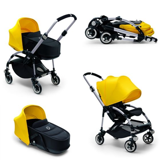 Bugaboo Bee 3. In love! Best light weight stroller out there and ...