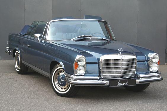 Mercedes-Benz280 SE Cabriolet