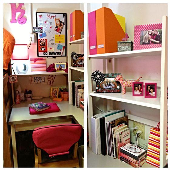Pin by Britt Nicole on Love  Pinterest  Colors, The o  ~ 151144_Orange Dorm Room Ideas
