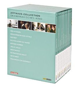 Arthaus Collection - Skandinavisches Kino - Gesamtedition 10 DVDs: Amazon.de: Charlotte Gainsbourg, Willem Dafoe, Ulrich Thomsen, Lars von Trier, Thomas Vinterberg, Lasse Spang Olsen: Filme & TV