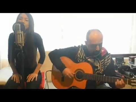 Vazgec Gonul Akustik Cover Tarik Hulya Muzik Sarkilar Folk
