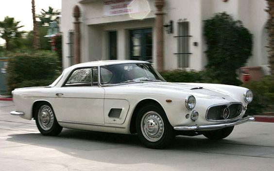 Самые красивые модели Maserati за 100 лет