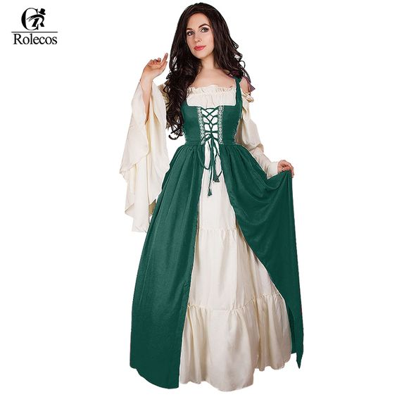 Cheap medieval gothic dresses Buy Quality gothic medieval dresses ...