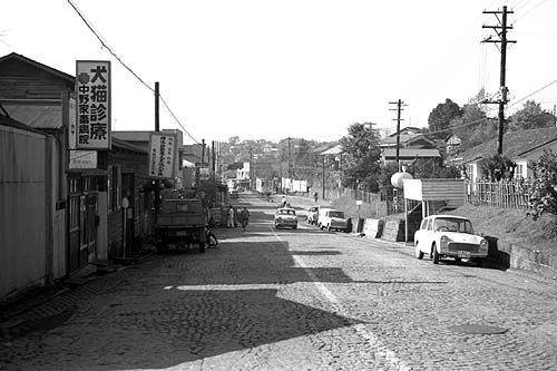 1962年横浜市電山元町 | 横浜, 市電, 風景