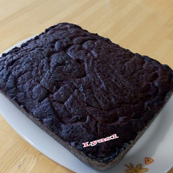 Brownie sin harina #receta de #saschafitness #vidasaludable #sinfiltro