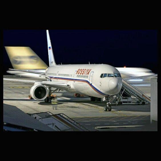 Rossiya Airlines B767-300 @airplaneslover - (SBRF/REC)