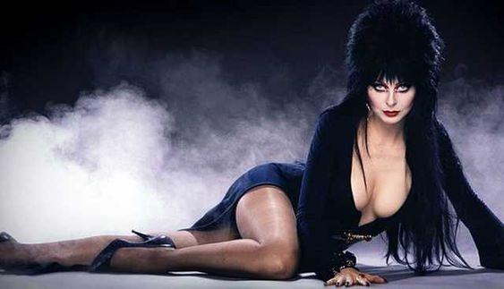 RHM - Cassandra Peterson, aka Elvira - Imgur